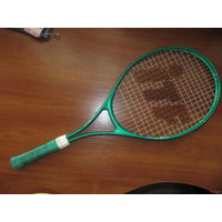 Теннисная ракетка ITF. Средний размер. Облегченная.
