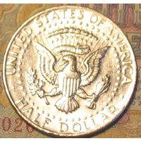 1/2 доллара (50 центов) 1972 США