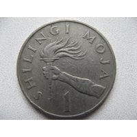 Танзания 1 шиллинг 1981 г.