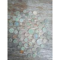 Монеты ВКЛ Боратинки и прочие солиды не чищены