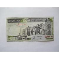Иран, 500 реалов.