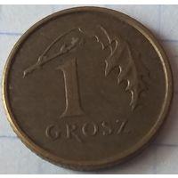Польша 1 грош, 2005      ( 4-4-1 )