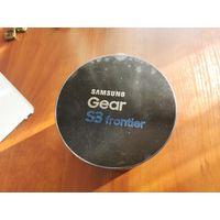Возможен торг Смарт часы Samsung gear s3 frontier в хорошем состоянии