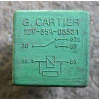 101198 Citroen C5 01-04 реле вентилятора 12v-35a-03531