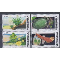 [727] Венесуэла 1982. Флора и фауна.