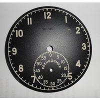 Циферблат авиационных 60ЧП ( часов приборные часы авиационные АЧС-1 60-ЧП 60 ЧП )