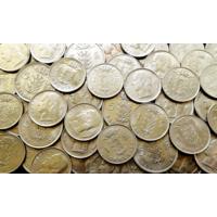 Бельгия ( 1fr. 5fr. Церера ) 20 монет - одним лотом.