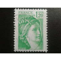 Франция 1980 стандарт 1,20