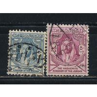 Иордания Кор 1952 Абдулла Стандарт #255-6