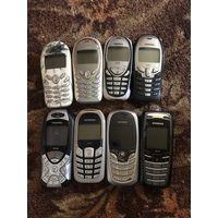 Лот телефонов SIEMENS