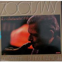 Zoot Sims - In A Sentimental Mood - LP - 1985