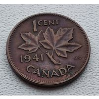 Канада 1 цент, 1941 3-14-60