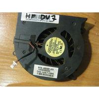 HP DV7 вентилятор dc280004df0 , 480481-001