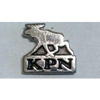 Нагрудный знак  KPN