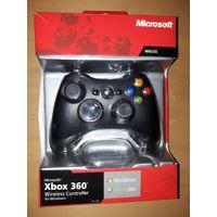 Геймпад (джойстик) новый Microsoft Xbox 360