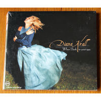 "Diana Krall ""When I Look In Your Eyes"" (Audio CD - 1999) digipak"