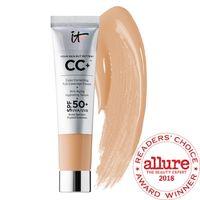 IT COSMETICS тональный кремм CC+ Cream with SPF50, 12 мл, оттенок Light/Medium и Medium (06/21)