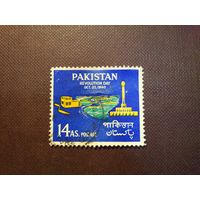 Пакистан 1960 г.Земельная реформа, реабилитация и реконструкция.День революции (Память).