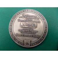 Германия, памятная медаль 1976 год   - ТОРГ по МНОГИМ Лотам !!! -