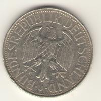1 марка 1975 (J) г.