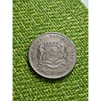 Сомали 1 шиллинг 1967 г