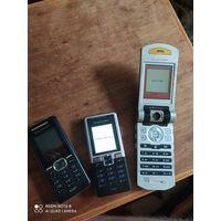 Sony Ericsson k330, t280, v800