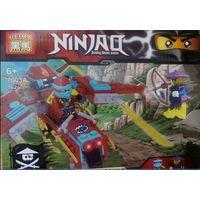 Конструктор Lego Ninjago Последняя битва Самолет 7003А, 162 дет