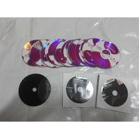 Диски DVD-R чистые под запись, новые