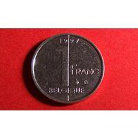 1 франк 1997 - BELGIQUE. Бельгия.