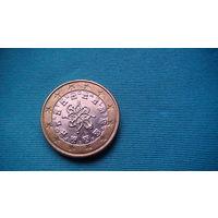 Португалия 1 евро 2006г.   распродажа