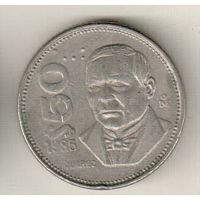 Мексика 50 песо 1985