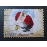 Финляндия 2006 Рождество