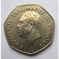 Самоа, доллар, 2002