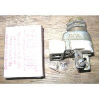 Для ретро-машин СССР: переключатель отопителя (электродвигателя отопителя) кузова П21 (12В 1,6А)