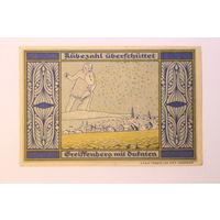 Германия (Notgeld), 5 марок 1921 год.