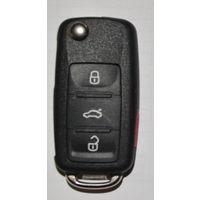 Ключ складной для автомобиля VW б.у оригинал
