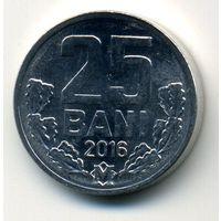 Молдова 25 бань 2016
