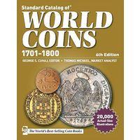 2014 - Краузе - Монеты мира 1701-1800 гг - на CD
