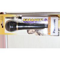 Микрофон PANASONIC RP-VK21 караоке, новый