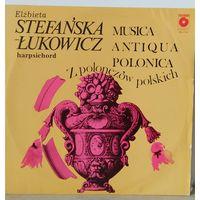 Musica Antiqua Polonica. Mint