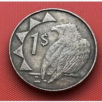 126-24 Намибия, 1 доллар 1998 г.