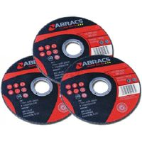Диск отрезной ABRACS extra (inox) 125x1.0x22.23