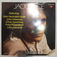 JACK BRUCE - 1969 - SONGS FOR A TAILOR, (GERMANY), LP