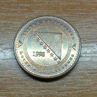 Босния и Герцеговина 10 феннингов 1998