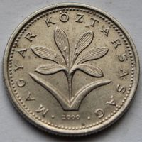 Венгрия, 2 форинта 2000 г