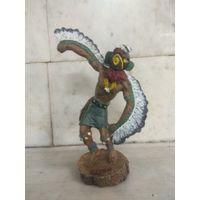 Статуэтка индеец-шаман