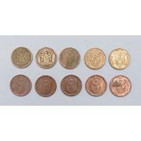 ЮАР 10 центов