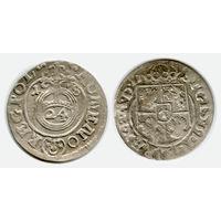 Полторак 1618 г. Быдгощ. Сигизмунд III Ваза.