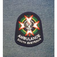 Шеврон Ambulance South Australia