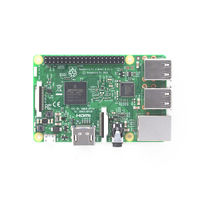 Raspberry Pi 3 Model B(Made in UK) 1.2GHz 1Gb Ram(Wi-Fi+Bluetooth)